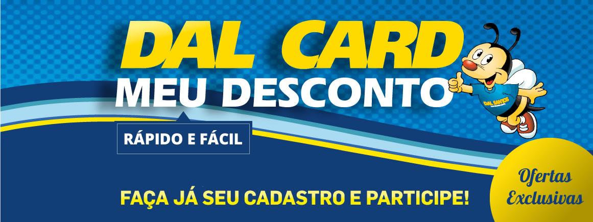 [TOPO] Cartão Dal Card